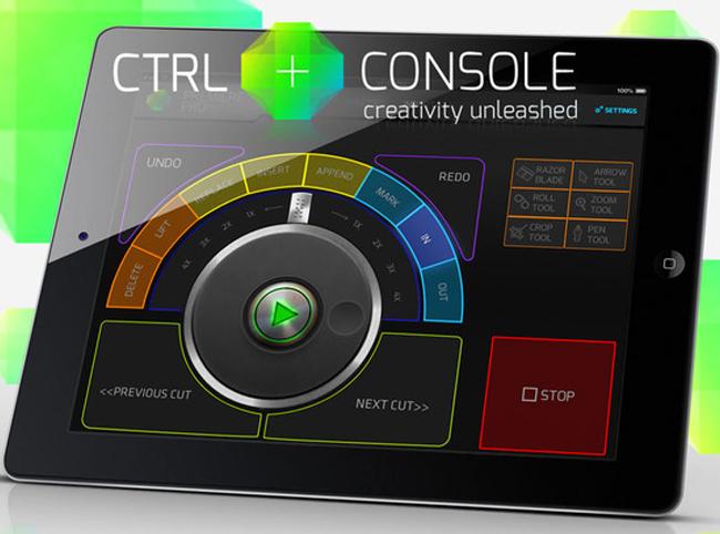 CTRL+Console