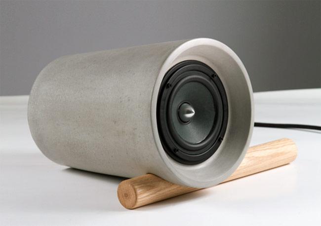 Concrete Jack Speaker