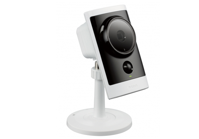 D-Link Weatherproof Remote Web Camera