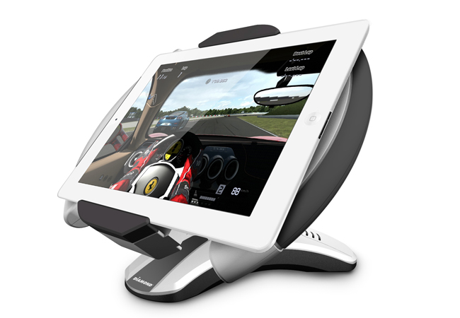 Diamond Media TAB360 Rotating Tablet Stand