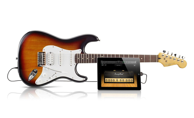 Fender Squier Stratocaster USB