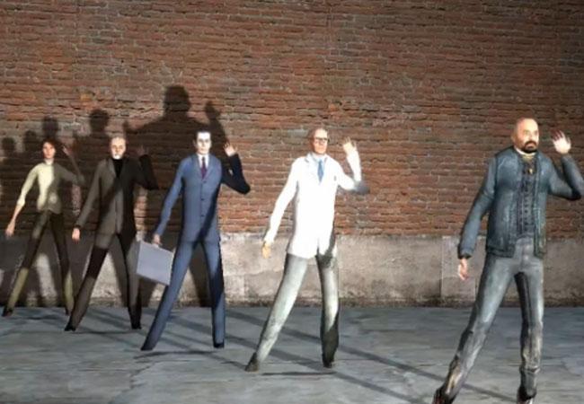 Garys Mod Kinect