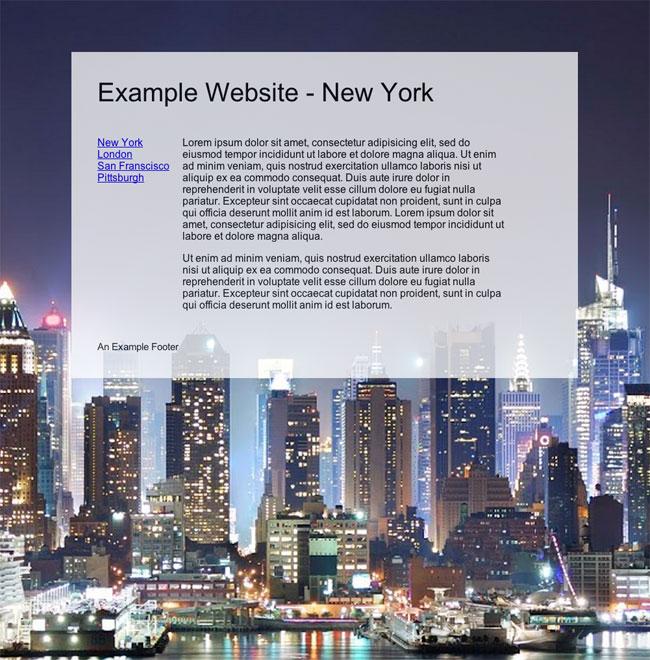 Google Drive Website Publishing