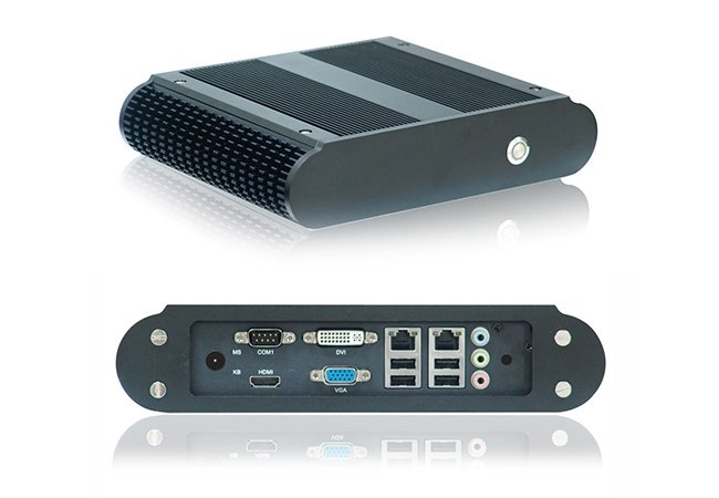 Habey BIS-6922 Fanless PC