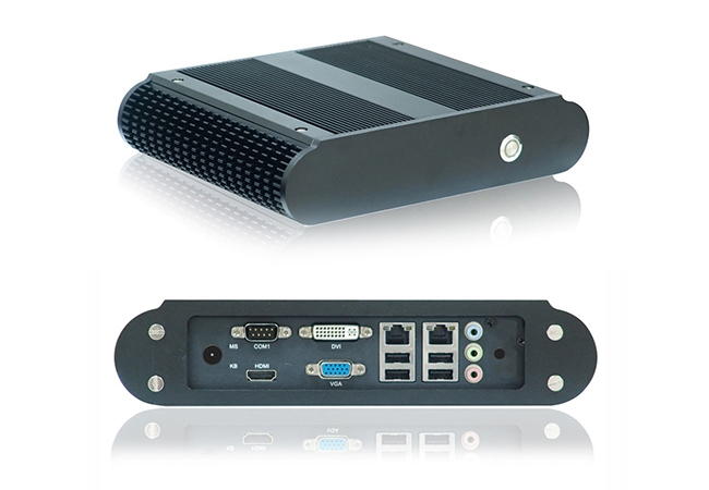 Habey BIS-6922 Fanless PC