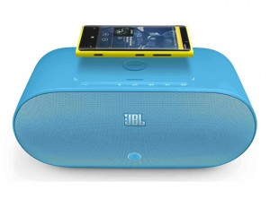 JBL PowerUp Speaker With NFC Charger Now Available (video)
