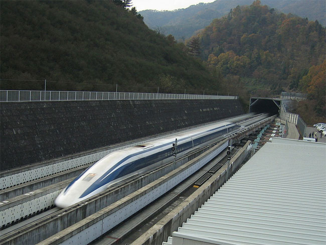 Maglev Train