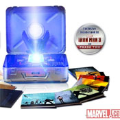 Marvel Cinematic Universe: Phase One Blu-ray Set Shipping April 2nd 2013