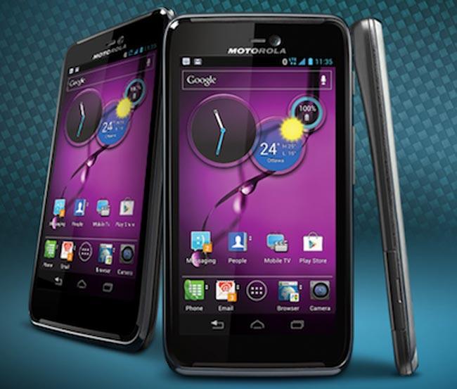 Motorola Atrix HD Developer Edition
