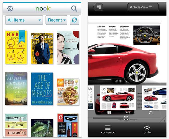 Nook App