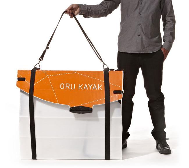 Oru Kayak Foldup Canoe