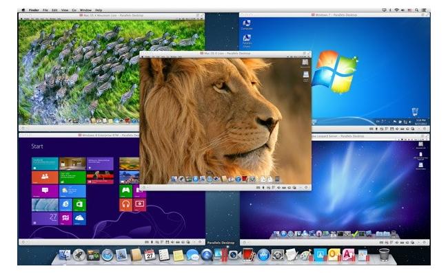 Parallels Desktop 8