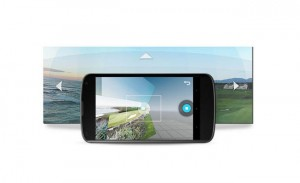 Android 4.2 Photo Sphere Panorama Feature Demonstrated (video)