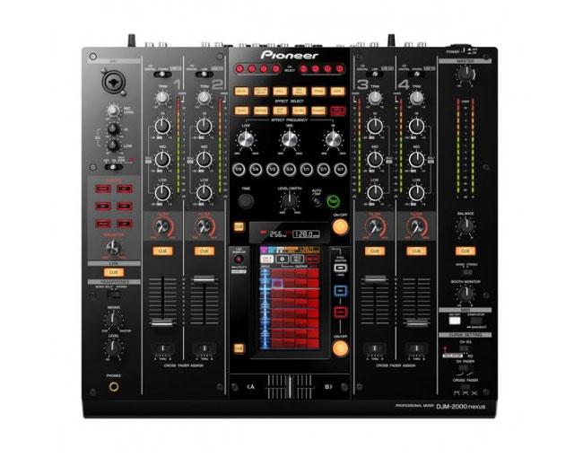 Pioneer DJM-2000nexus DJ Mixer