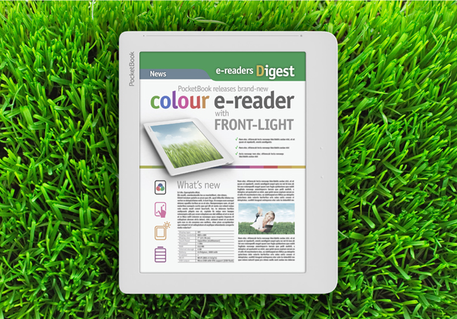 PocketBook Colour eReader