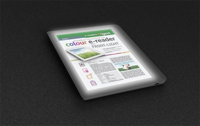 PocketBook Colour eReader