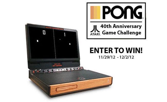 Pong 40th