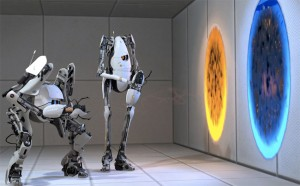 Portal 2 Update Adds Split Screen Co-op Support And More