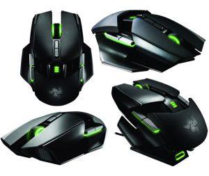 Razer Ouroboros Ambidextrous Mouse Starts Shipping