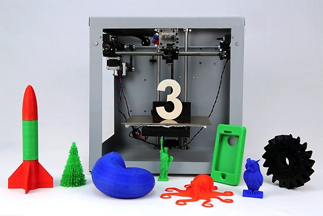Solidoodle 3 3D-printer