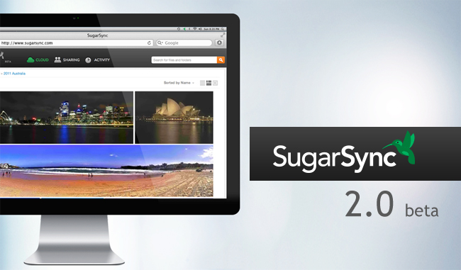 SugarSync 2.0