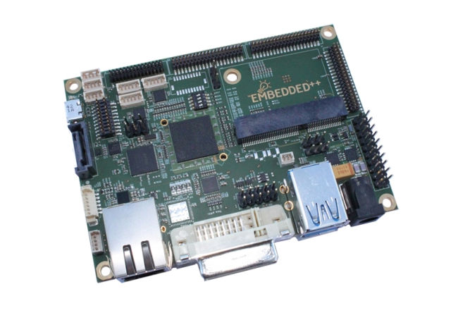 TI OMAP 5 ARM Cortex-A15