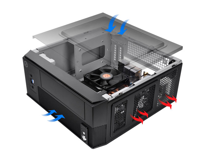 Thermaltake Mini-ITX Chassis SD101
