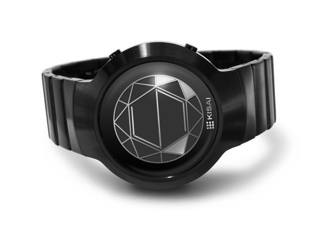 Tokyoflash Kisai Polygon LCD Watch