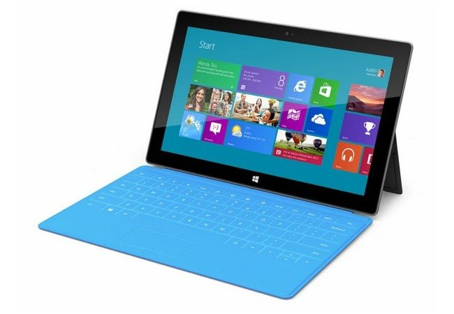 Windows 8 Surface RT Tablet