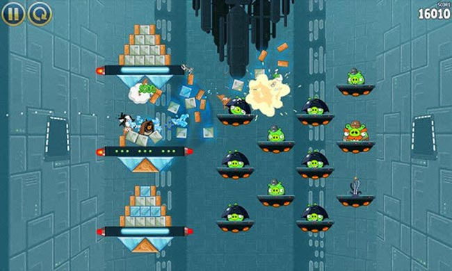 Angry Birds Star Wars APK celulares android