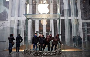 Apple donating $2.5 million to Hurricane Sandy victims