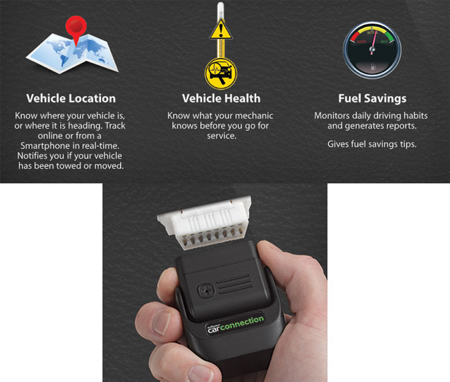 Audiovox Car Connection Helps You Find Your And More