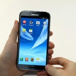 Android 4.1.2 Update For Samsung Galaxy Note II Leaked (Video)