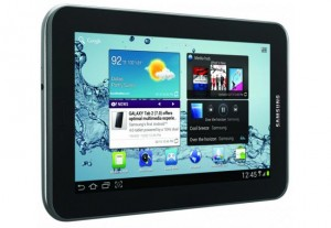 Samsung Galaxy Tab 2 WiFi Gets Android Jelly Bean Update