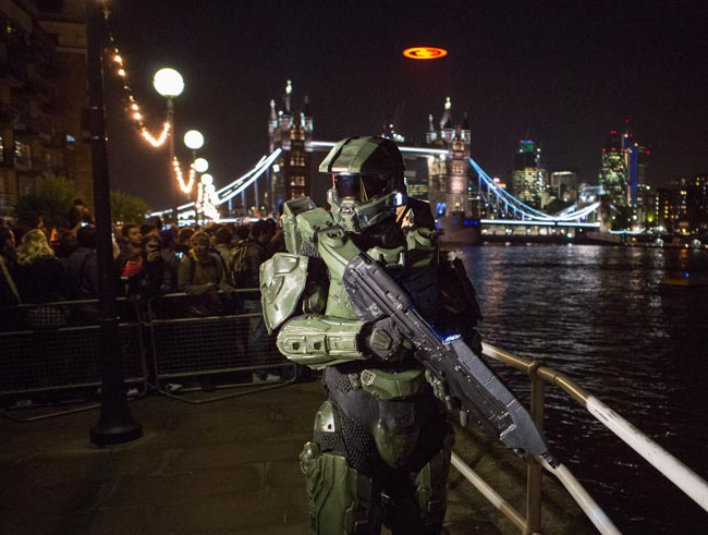 Halo 4 Hits $220 Million In Global Sales In 24 Hours