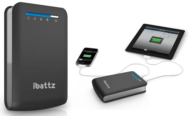 iBattz BattStation Tough Pro