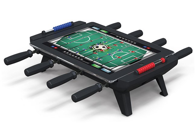 iPad Foosball Table