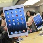 iPad Mini Launch Drawing Smaller Crowds