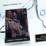 Japan Display Announces Paper Like Low Power LCD Display (Video)