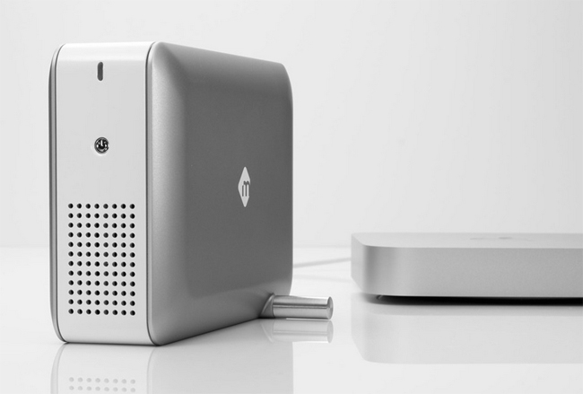 mLogic's mLink Thunderbolt To PCIe Card Chassis