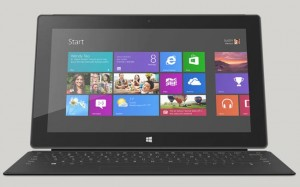 Windows 8 Powered Surface Tablet Starts At $899, Lands In January 2013