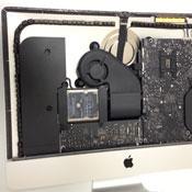 Apple's New iMac 2012 Gets Taken Apart