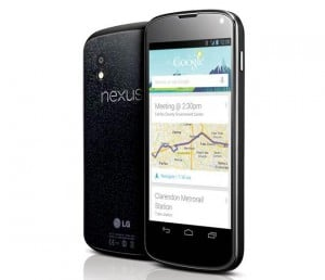 Google Nexus 4 Headed To Three UK December 13th