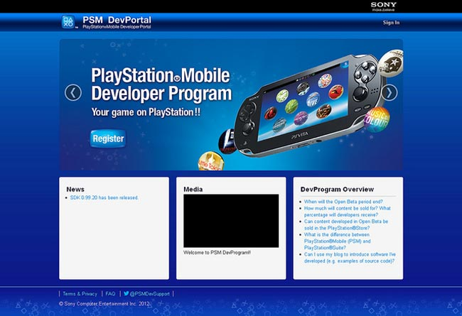 PlayStation SDK