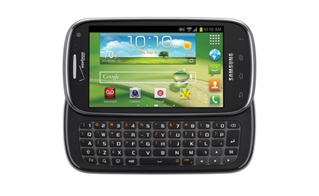 About Samsung Galaxy Stratosphere II