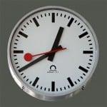 Apple Pays Swiss Rail $21 Million For Clock Design In iOS