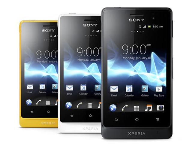 Xperia advance