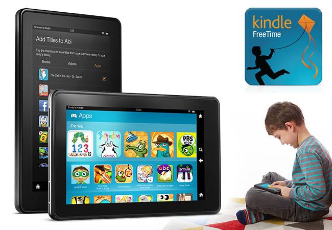 Amazon Kindle FreeTime Unlimited