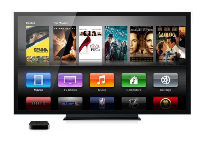 Apple TV Keyboard Support