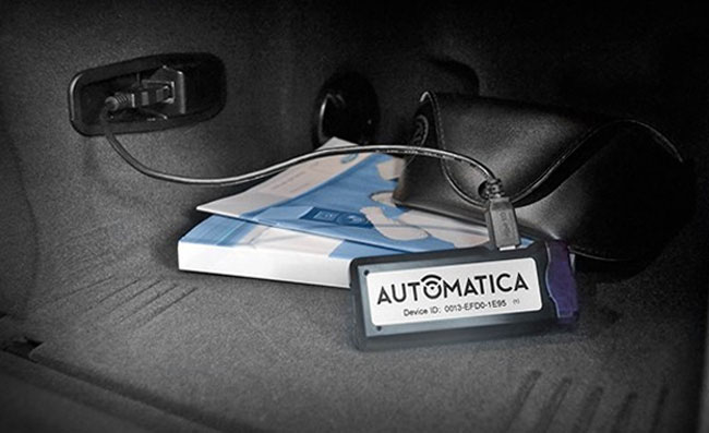 Automatica In-Car USB Dongle